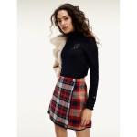 Icon Wool Crest Turtleneck Sweater
