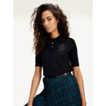 Icon Wool Polo Sweater