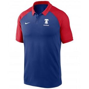 Philadelphia Phillies Mens Legacy Polo Shirt