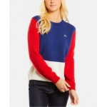 Wool Colorblocked Sweater
