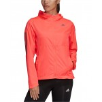 Womens Own the Run Zip-Front Wind Jacket
