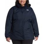 Plus Size Resolve Waterproof Zip-Up Jacket