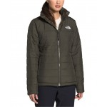 Womens Mossbud Reversible Fleece Jacket