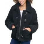 Sherpa Toggle Coat