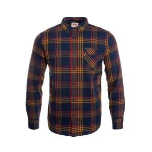 Mens One Pocket Flannel Shirt