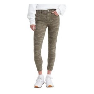 Womens 720 Cropped Super-Skinny Jeans