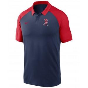 Boston Red Sox Mens Legacy Polo Shirt