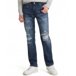 Mens 541 Athletic Fit Ripped Jeans