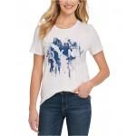 Metallic Graphic T-Shirt