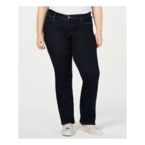 Trendy Plus Size 415 Classic Bootcut Jeans