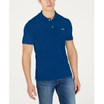 Mens Slim Fit Petit Pique Polo Shirt