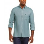 Mens Solid Twill Cotton Shirt