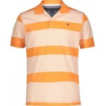 Big Boys End on End Stripe Polo Shirt