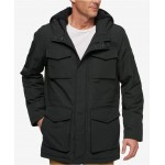 Mens Four-Pocket Jacket with Fleece Lining, Created for Macys