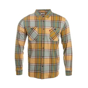 Mens Flannel Workshirt