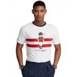 Mens Classic-Fit Polo Bear T-Shirt