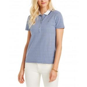 Gingham Polo Shirt