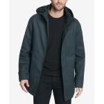 Mens Parka with Detachable Hood, Created for Macys
