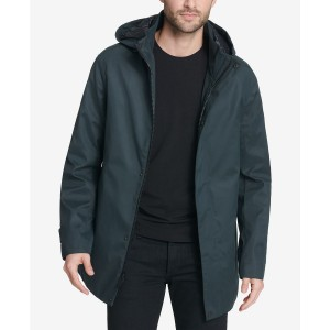 Mens Parka with Detachable Hood, Created for Macys