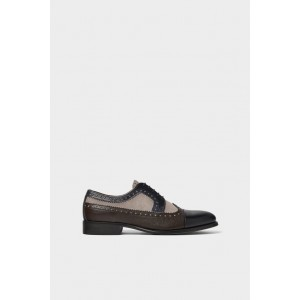 TAILORED LEATHER DRESS SHOES
