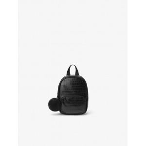 MINI BACKPACK WITH POMPOM