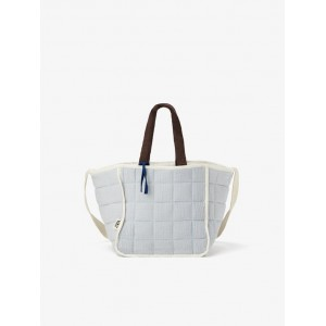 REVERSIBLE QUILTED SHOPPER