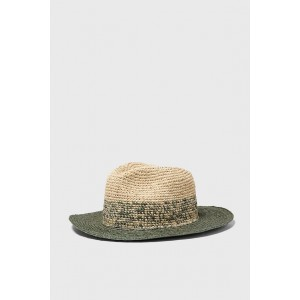 TWO-TONE STRUCTURED HAT
