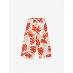 TWIN SET PRINT CULOTTES
