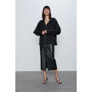 NEOPRENE STYLE SWEATSHIRT