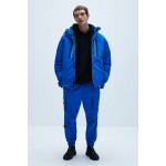 QUILTED ®REPREVE OVERCOAT