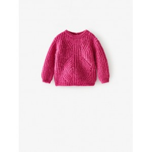 THICK GAUGE KNIT SWEATER