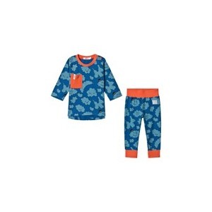 Blue Cloud Print Pyjamas