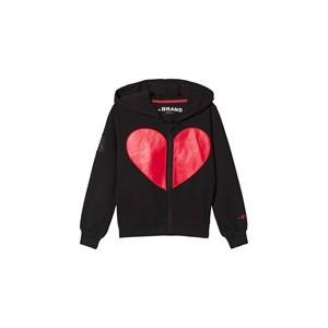Black Heart Hoodie