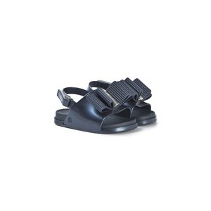 Navy Jason Wu Bow Sandals