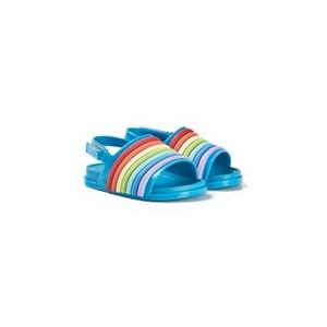 Blue Rainbow Beach Slides