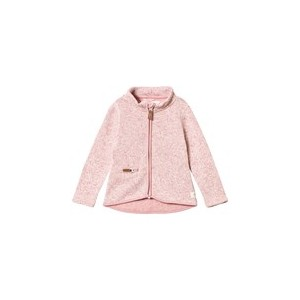 Dove Pink Mondo Fleece Jacket