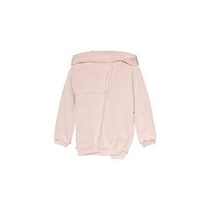 Powder Pink Quilt Hoodie