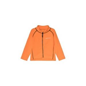 Sun Orange Monte Kids Jacket