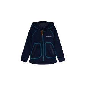 Navy Strokken Kids Jacket