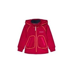 Warm Cerise Pink Strokken Kids Jacket