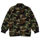 Camo Fleece Sweater