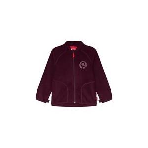 Inrun Deep Purple Fleece Sweater