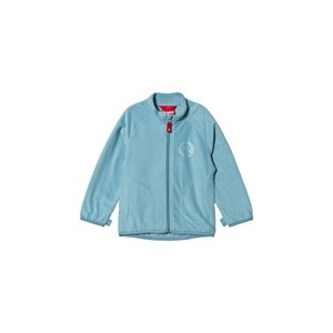 Turquoise Inrun Fleece Jumper