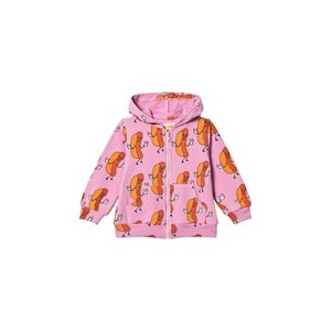 Pink Hot Dogs Hoodie