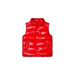 Red Tip Down Gilet