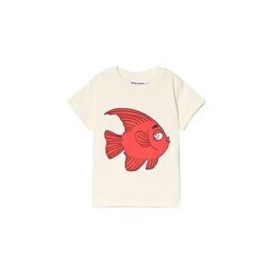Off White Fish T-Shirt