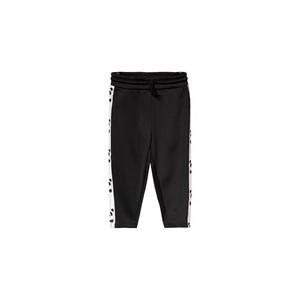 Black Panda Sweatpants
