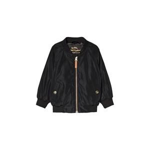 Black Pegasus Horse Baseball Jacket