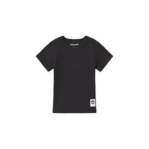Black Rib T-Shirt