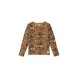Beige Leopard Grandpa T-Shirt